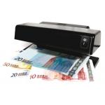 Detector Q-connect de billetes euro falsos maquina