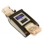 Detector Q-connect de billetes falsos 8 tipos de monedas
