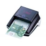 Detector Q-connect de billetes falsos portátil con puerto usb para actualización de divisas
