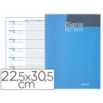 Diario del aula Additio control de asistencias disciplinario 22,5 x 30,5 cm