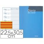 Diario del aula Additio control de asistencias disciplinario 22,5 x 30,5 cm en catalan