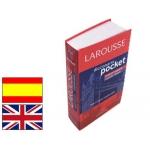 Larusse Pocket 261304 - Diccionario Inglés-Castellano