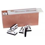 Domino chamelo caja plástico