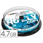 Dvd+rw regrabable 4,7GB velocidad 4x