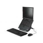 Elevador 3m para portátil ajustable con soporte de documentos lx 550