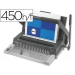 Encuadernadora multifuncional Gbc 420 tamaño A4 4 sistemas de encuadernación multi bind