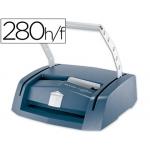 Encuadernadora por presion Esselte impressbind 280 tamaño A4 encuaderna hasta 280 hojas