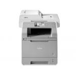 Equipo multifuncion Brother 30ppm / 30ppm copiadora escaner fax impresora laser color wifi