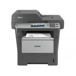 Equipo multifuncion Brother laser monocromo 40 ppm fax escaner 128mb 36cpm bandeja 250 hojas duplex