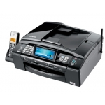 Equipo multifuncion Brother mfc990c 27/22ppm cl/ne, usb 2 copiadora escaner plano fax lcd 4.2