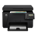 Equipo multifuncion Hp laserjet mfp m176n 16p mm negro 4p mm color copiadora escaner impresora laser color
