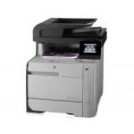 Equipo multifuncion Hp laserjet pro m476nw 20p mm negro 20p mm color copiadora escaner impresora fax laser