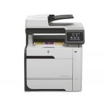 Equipo multifuncion Hp m375nw 18ppm copiadora escaner impresora laser color usb 2.0 hi speed