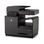 Equipo multifuncion Hp officejet professional x576dw inyección de tinta color 42ppm negro 42pm color 768 mb