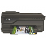 Equipo multifuncion Hp officejet wide format inyección de tinta color 15ppm negro 8pm color 256 mb