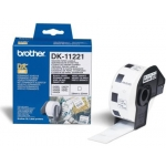 Etiqueta Brother 23x23 mm etq para impresoras ql