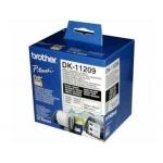 Etiqueta adhesiva Brother tamaño 62x29 mm para impresoras de etiquetas solo 800 etiq
