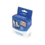 Etiqueta adhesiva Dymo tamaño 57x32 mm para impresora 400 etiquetas uso multifuncion