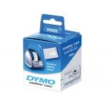 Etiqueta adhesiva Dymo tamaño 59x190 mm para impresora 400 110 etiquetas uso lomo archivadores