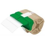 Etiqueta adhesiva Leitz troquelada tamaño 88x28 mm para rotuladora 690 etiquetas