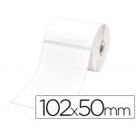 Etiquetas adhesiva Brother para tamaño 102x50 mm 836 etiquetas