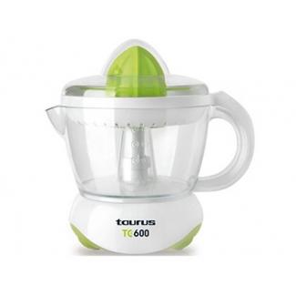 Exprimidor eléctrico taurus facil de usar y limpiar 20w
