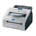 Fax Brother laser monocromo 250 hojas de papel 16 mb de memoria