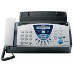 Fax Brother t106 transferencia termica de papel normal con teléfono incorporado y contestador automático digita