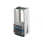 Fichero Q-connect torre para 20 cd