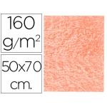 Fieltro Liderpapel 50x70 cm color carne 160 gr/m2