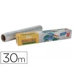 Film transparente de alimentación rollo de 30 m