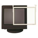 Filtro de cristal Q-connect antideslumbrante para pantallas de 16-17