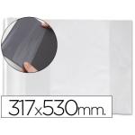 Apli 12282 - Forralibro ajustable, con solapa, pvc, 317 x 530 mm