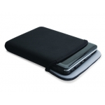 Funda Kensington para ipad reversible de neopreno color negro 25x223x294 mm
