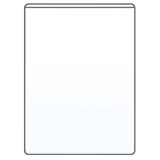 Funda portadocumento tamaño folio 90 micras pvc transparente