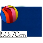 Goma eva Liderpapel 50x70 cm 60 gr/m2 espesor 1.5 mm color azul oscuro