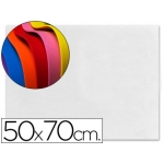Goma eva Liderpapel 50x70 cm 60 gr/m2 espesor 1.5 mm color blanco