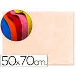 Goma eva Liderpapel 50x70 cm 60 gr/m2 espesor 1.5 mm color carne