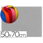 Goma eva Liderpapel 50x70 cm 60 gr/m2 espesor 1.5 mm color gris