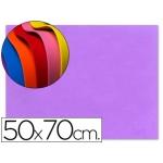 Goma eva Liderpapel 50x70 cm 60 gr/m2 espesor 1.5 mm color lila
