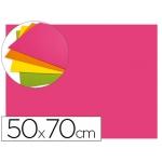 Goma eva Liderpapel 50x70 cm 60 gr/m2 espesor 2 mm fluor color rosa