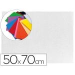Goma eva Liderpapel 50x70 cm 60 gr/m2 espesor 2 mm textura toalla color blanco