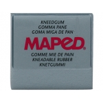 Maped 010450 - Goma de borrar, para carboncillo, caja de 18 unidades