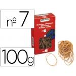 Gomillas elásticas 100 gr número 7