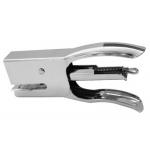 Q-connect KF22363 - Grapadora de tenaza metálica para grapas del Nº 10