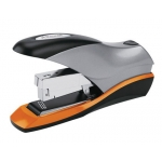 Rexel Optima 70 - Grapadora de sobremesa, 70 hojas de capacidad, usa grapas HD70, color gris