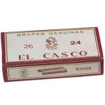 Grapas El Casco Nº 26 caja de 1000