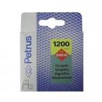 Grapas Petrus Nº 530/10 caja de 1200 grapas