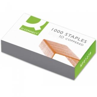 Grapas Q-connect Nº 10 caja de 1000