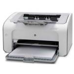 Impresora Hp laserjet pro hasta 18 ppm color negro 2 mb usb 2.0